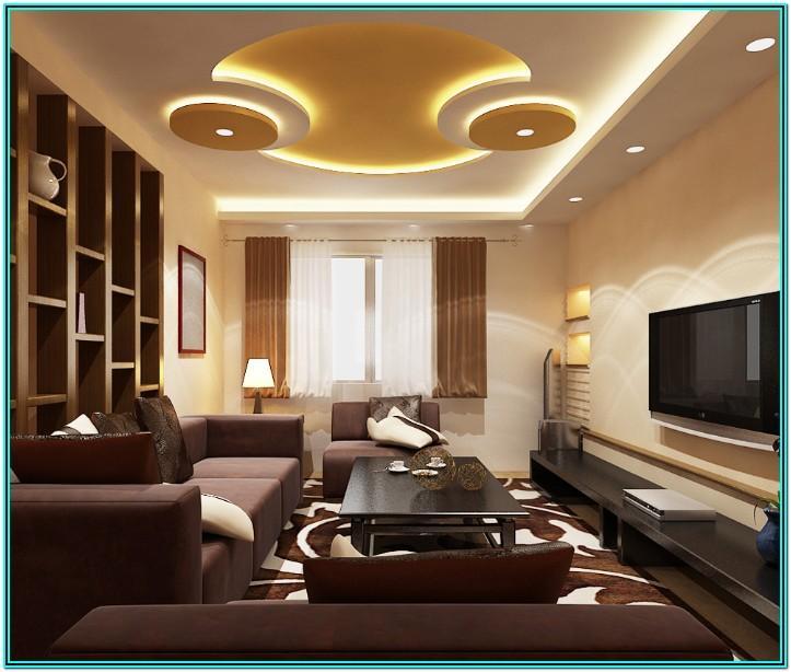 Living Room Roof Design Ideas