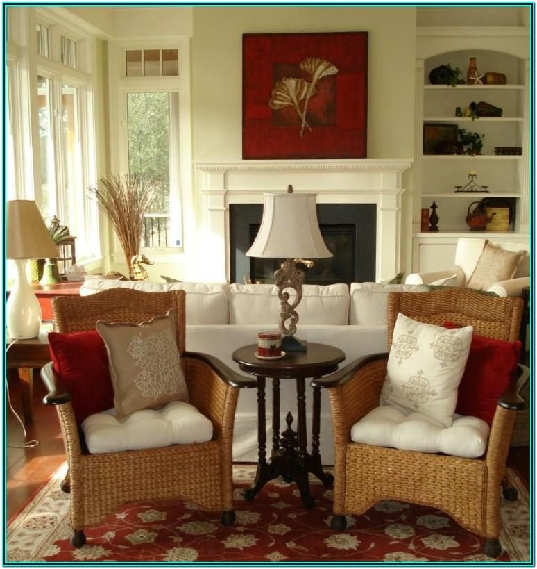 Living Room Rug Placement Ideas