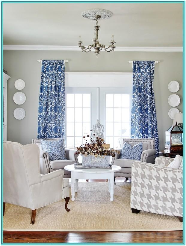 Living Room Rugs And Curtains Ideas