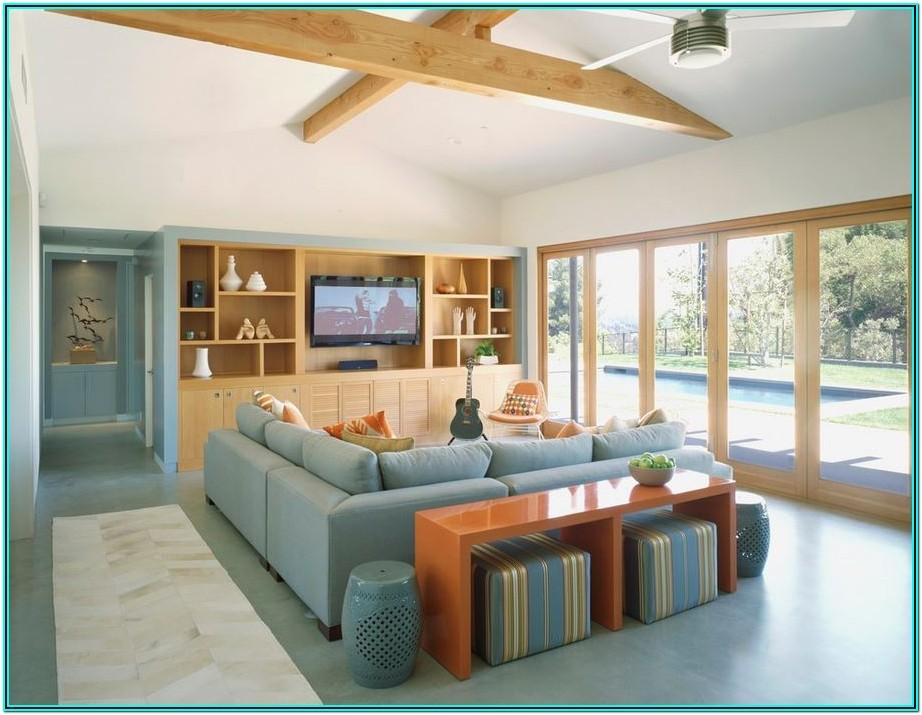 Living Room Seating Arrangements Ideas