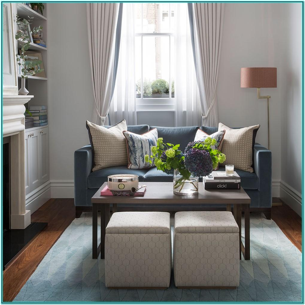 Living Room Seating Ideas For Small Spaces