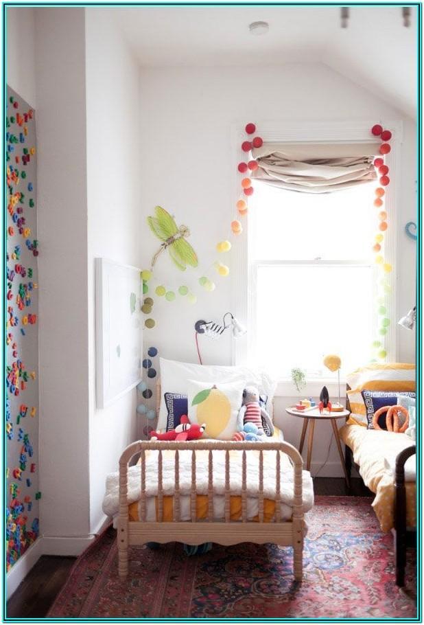 Living Room Shared Bedroom Ideas