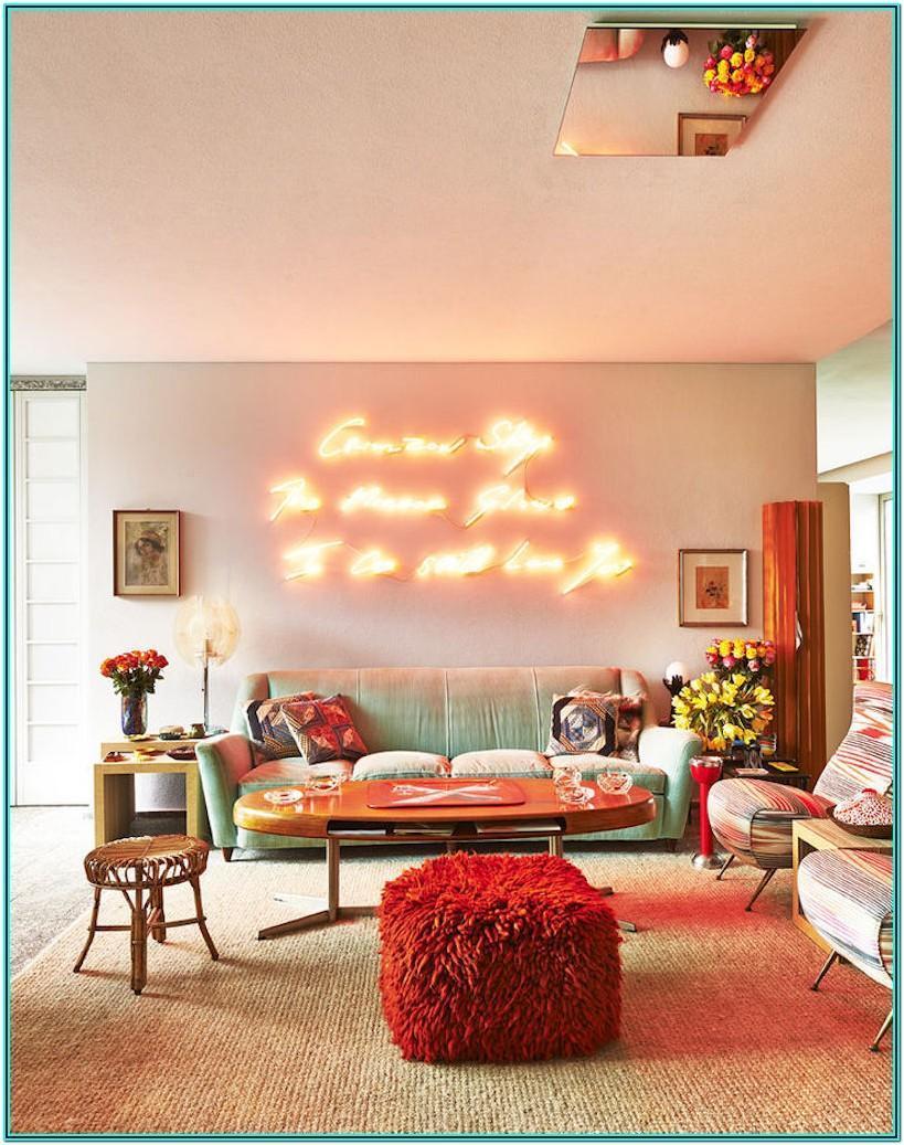 Living Room Sign Ideas