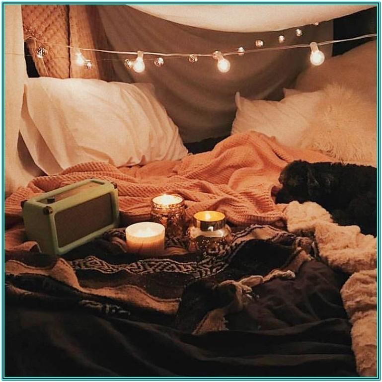 Living Room Sleepover Fort Ideas