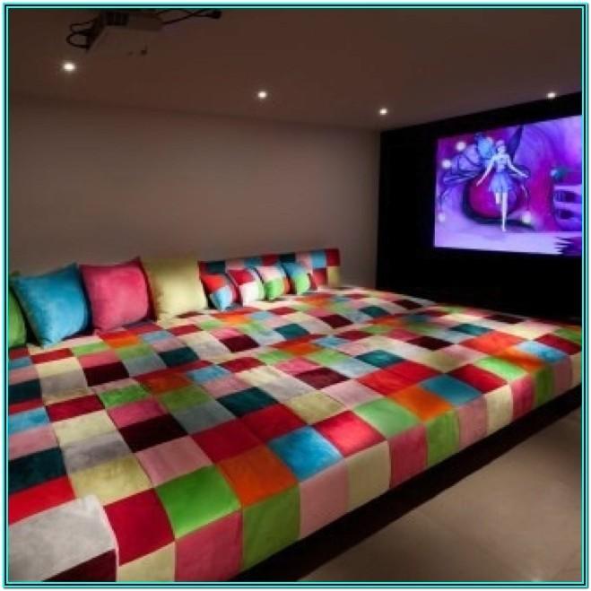 Living Room Sleepover Ideas