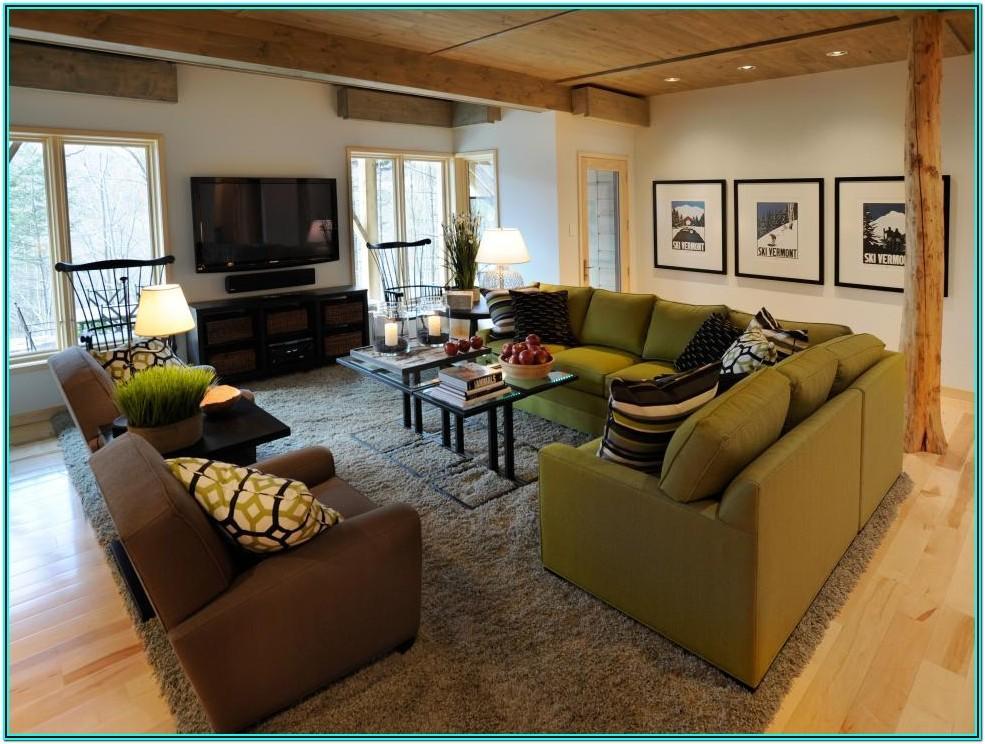 Living Room Sofa Arrangement Ideas