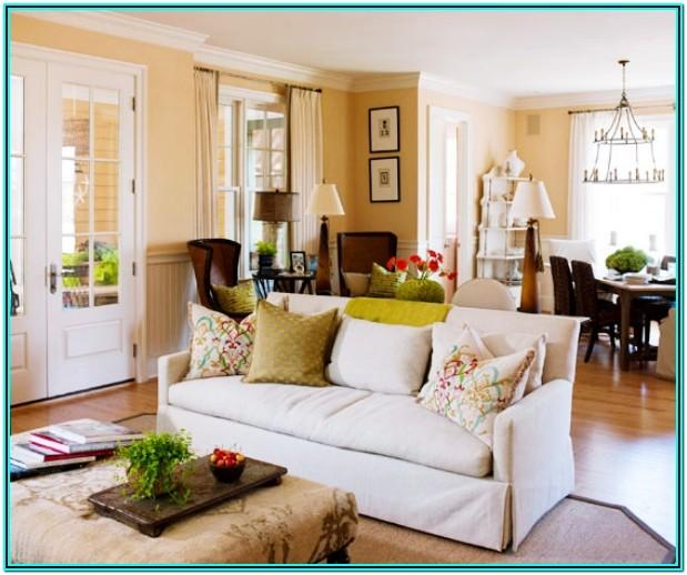 Living Room Sofa Placement Ideas