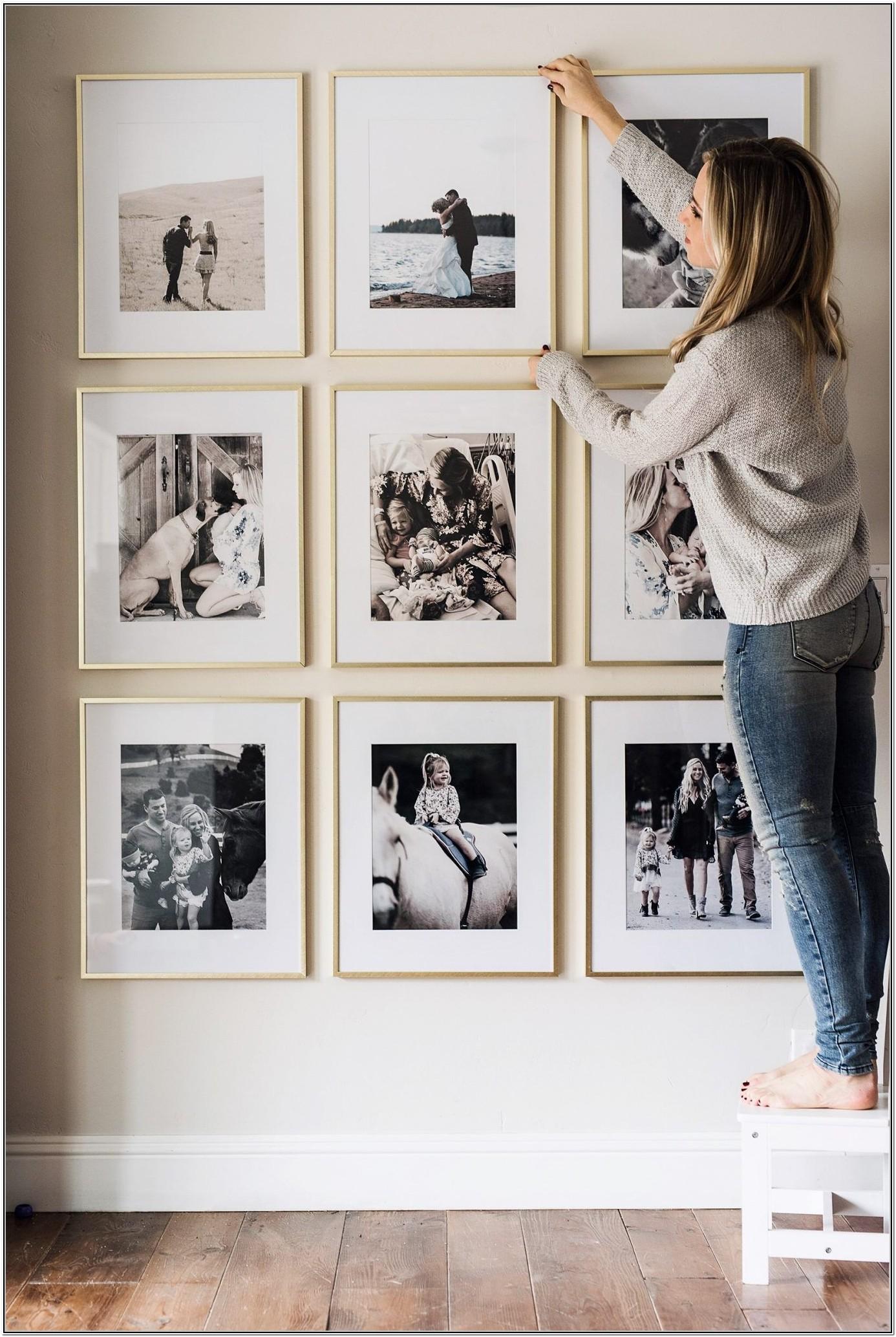 Living Room Wall Ideas Pinterest