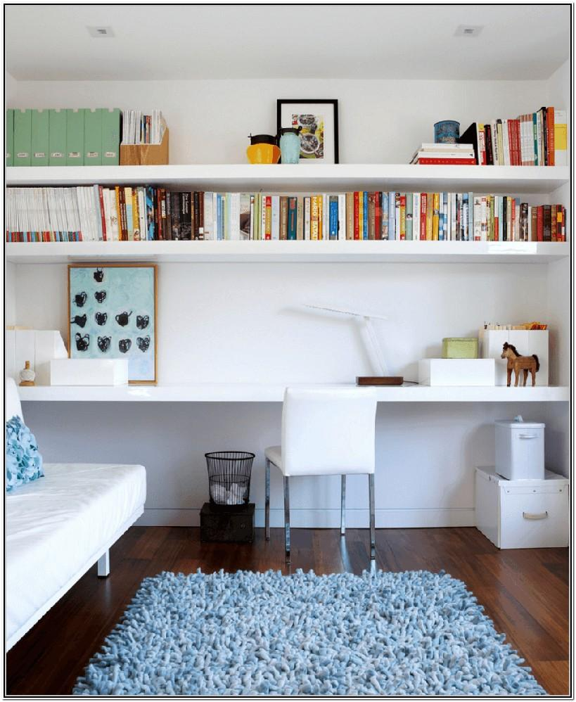 Living Room Wall Ideas With 1 Shelf