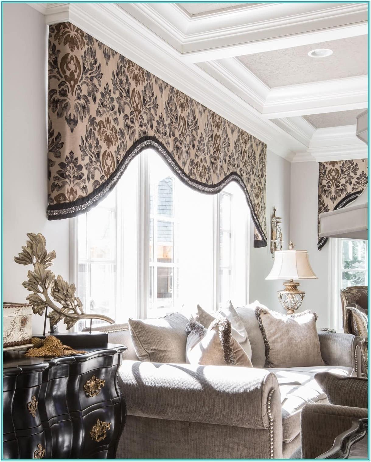 Living Room Window Privacy Ideas
