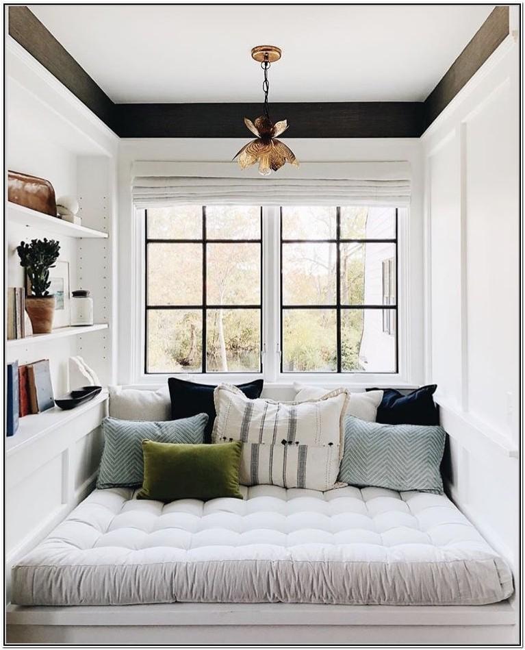 Living Room Window Reading Den Ideas