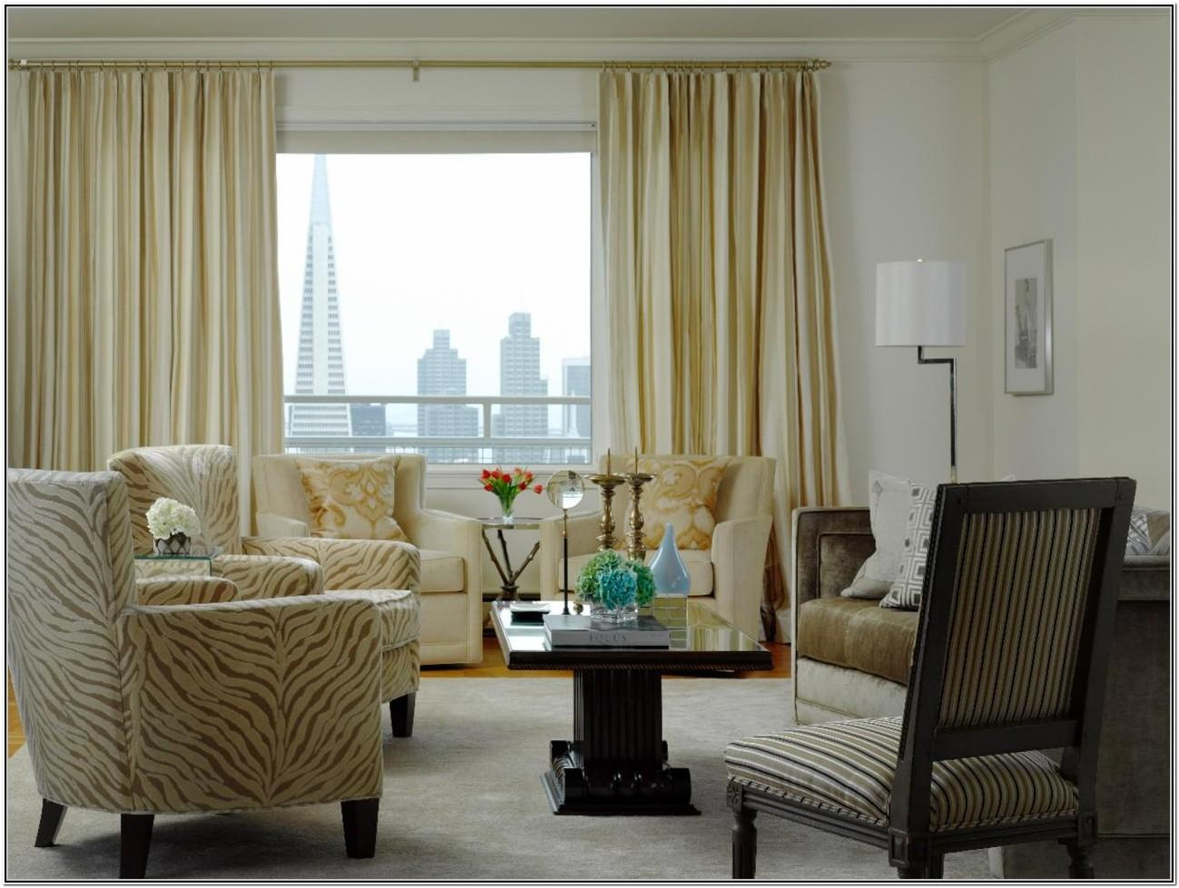 Living Room Window Treatment For Privacy Ideas
