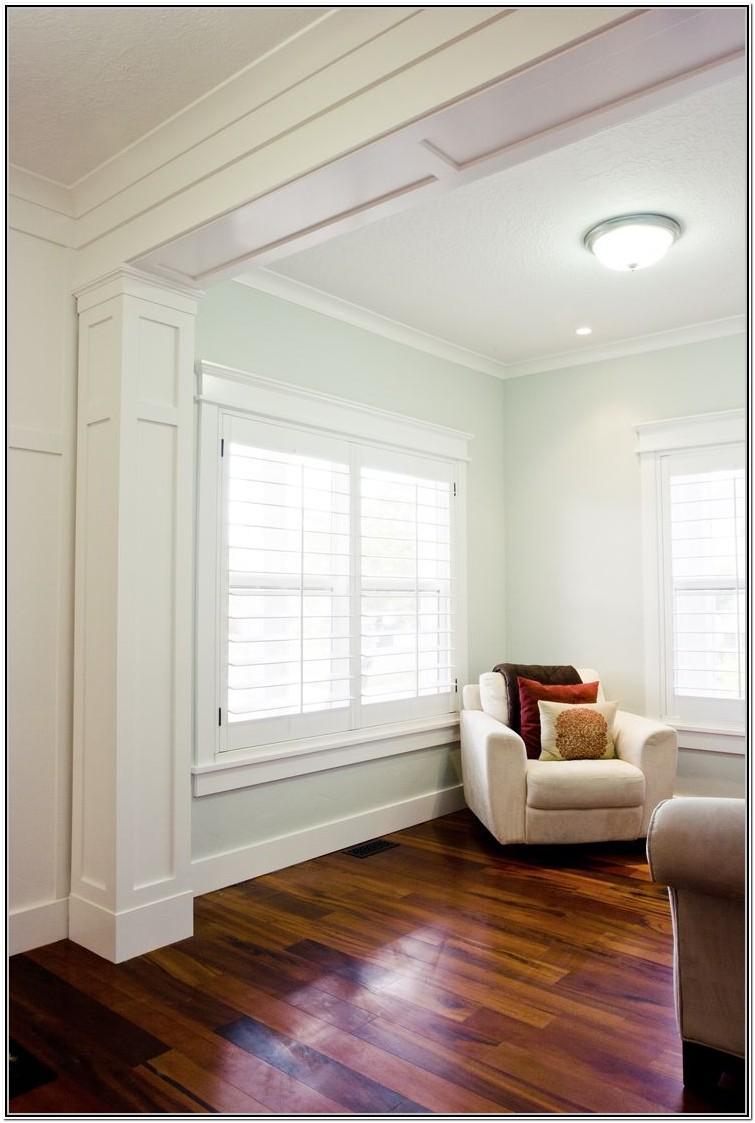 Living Room Window Trim Ideas