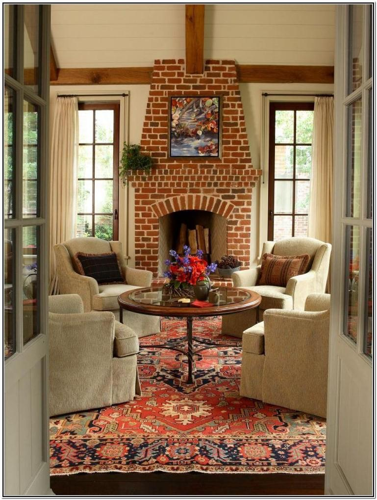 Living Room With No Fireplace Ideas