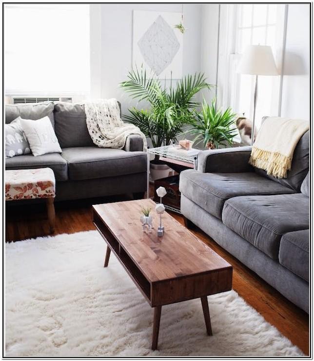 Living Room Wood Coffee Table Ideas