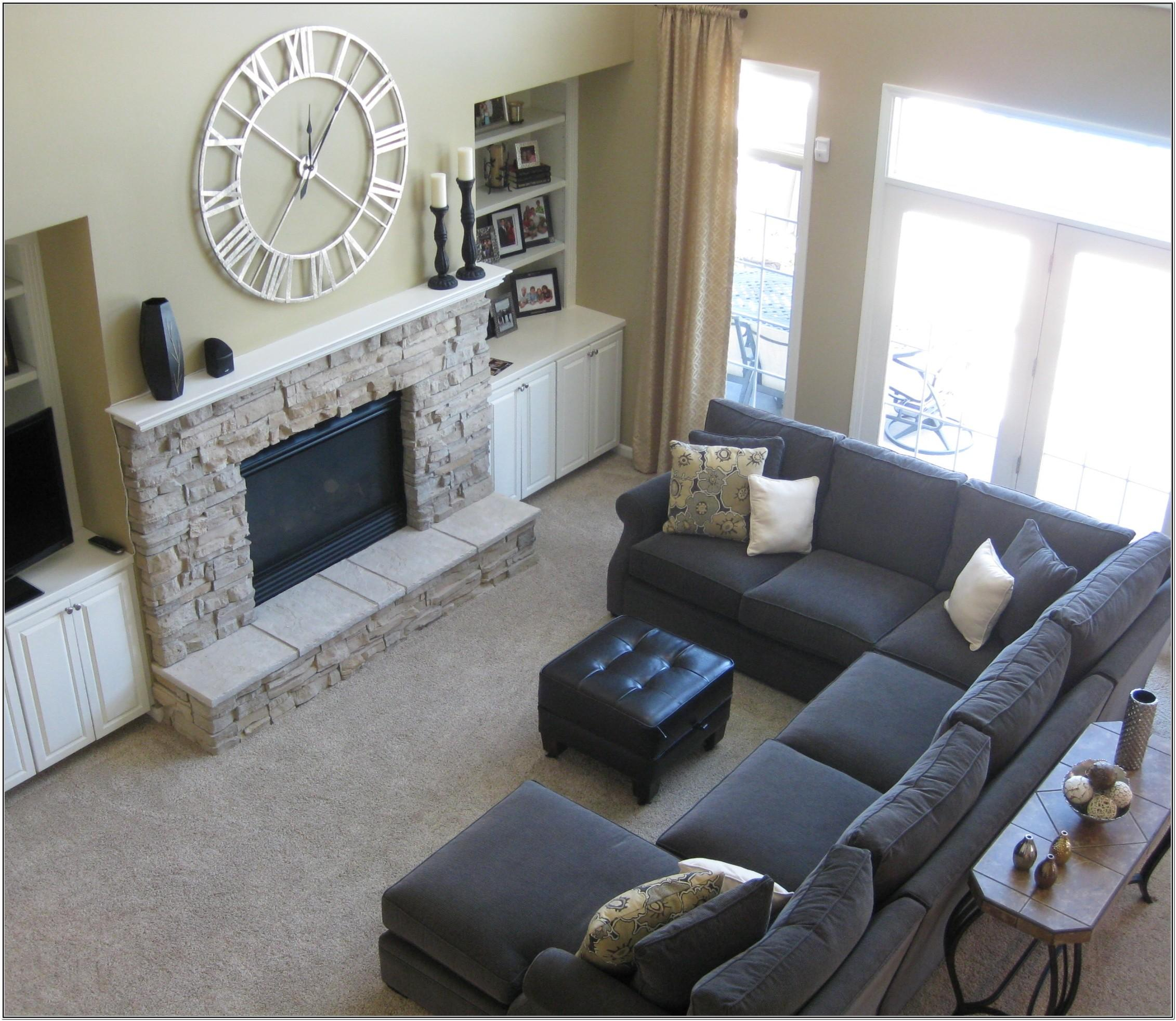 Living Rooms Ideas For Sectional Couch