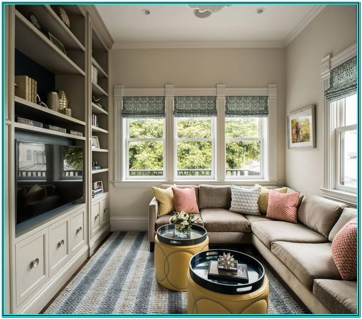 Living Rooms Tv Room Ideas For Families