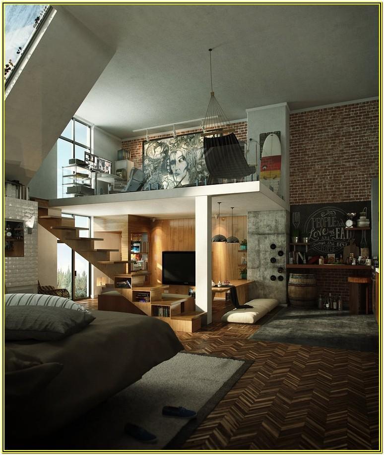 Loft Ideas For Living Room