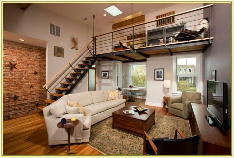 Loft Living Room Layout Ideas
