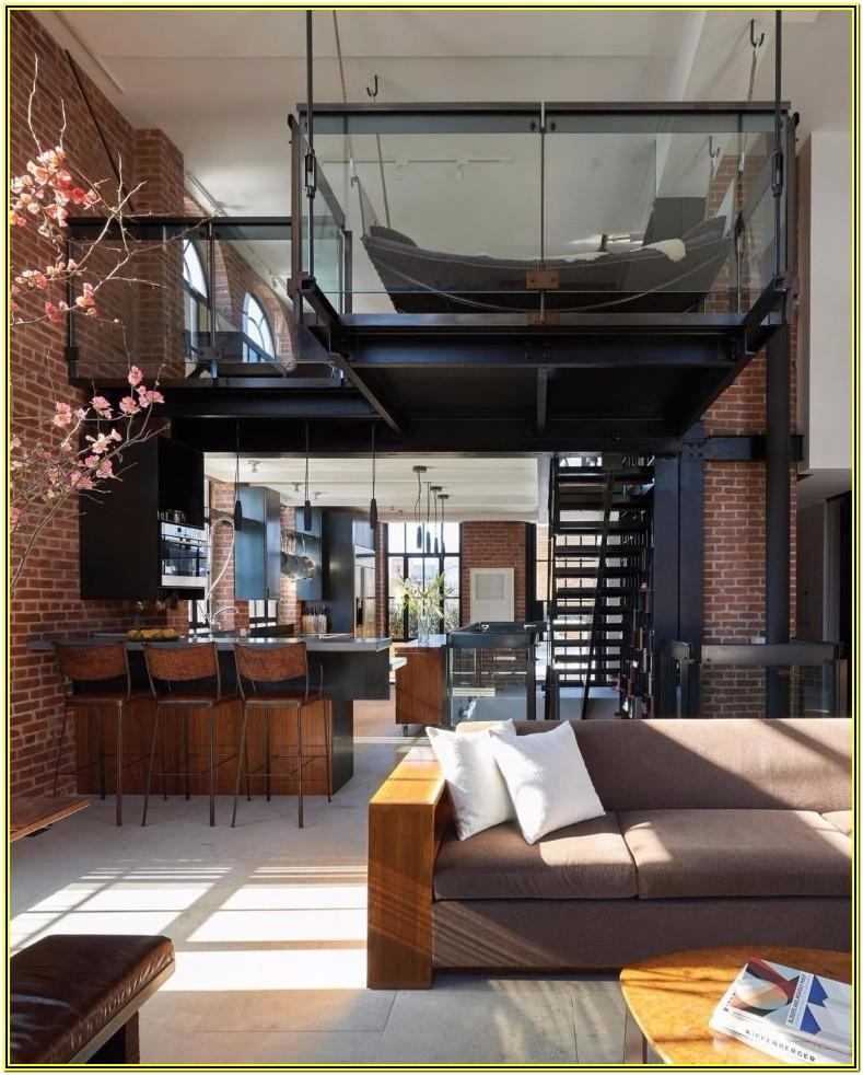 Loft Style Living Room Ideas