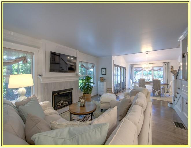 Long Living Room Furniture Ideas