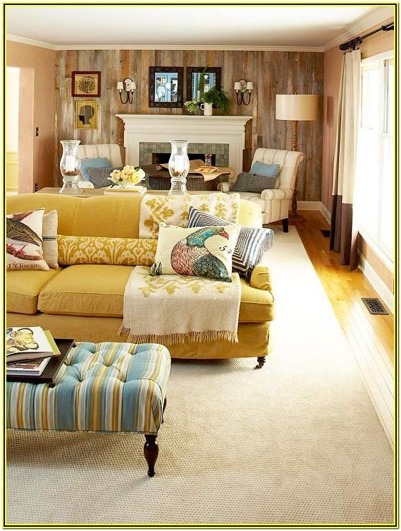 Long Living Room Layout Ideas