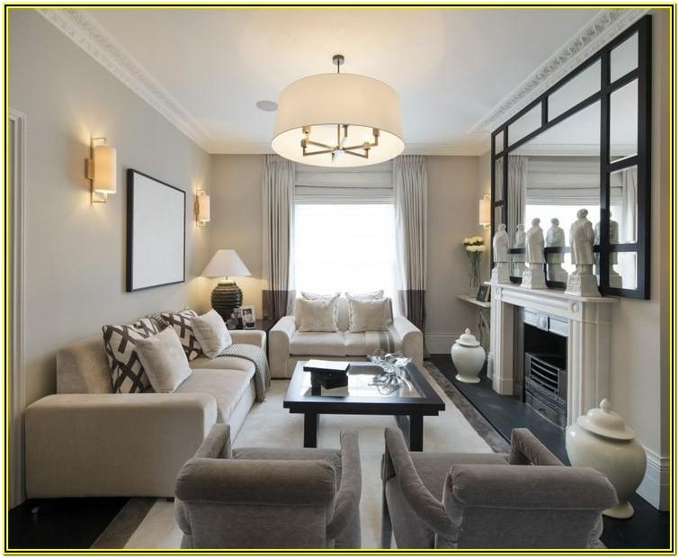 Long Narrow Living Room Ideas With Fireplace