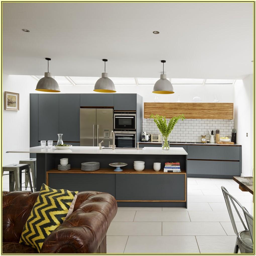 Long Open Plan Kitchen Living Room Ideas