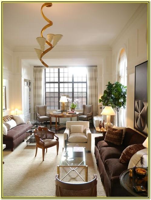 Long Skinny Living Room Design Ideas