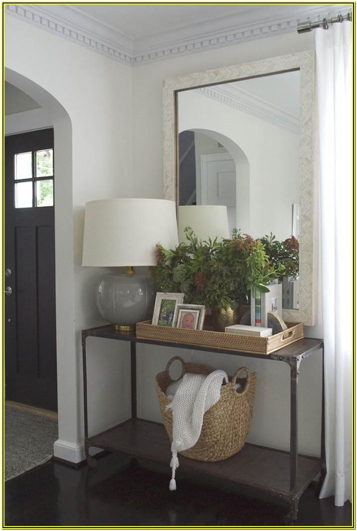 Main Living Room Entryway Ideas