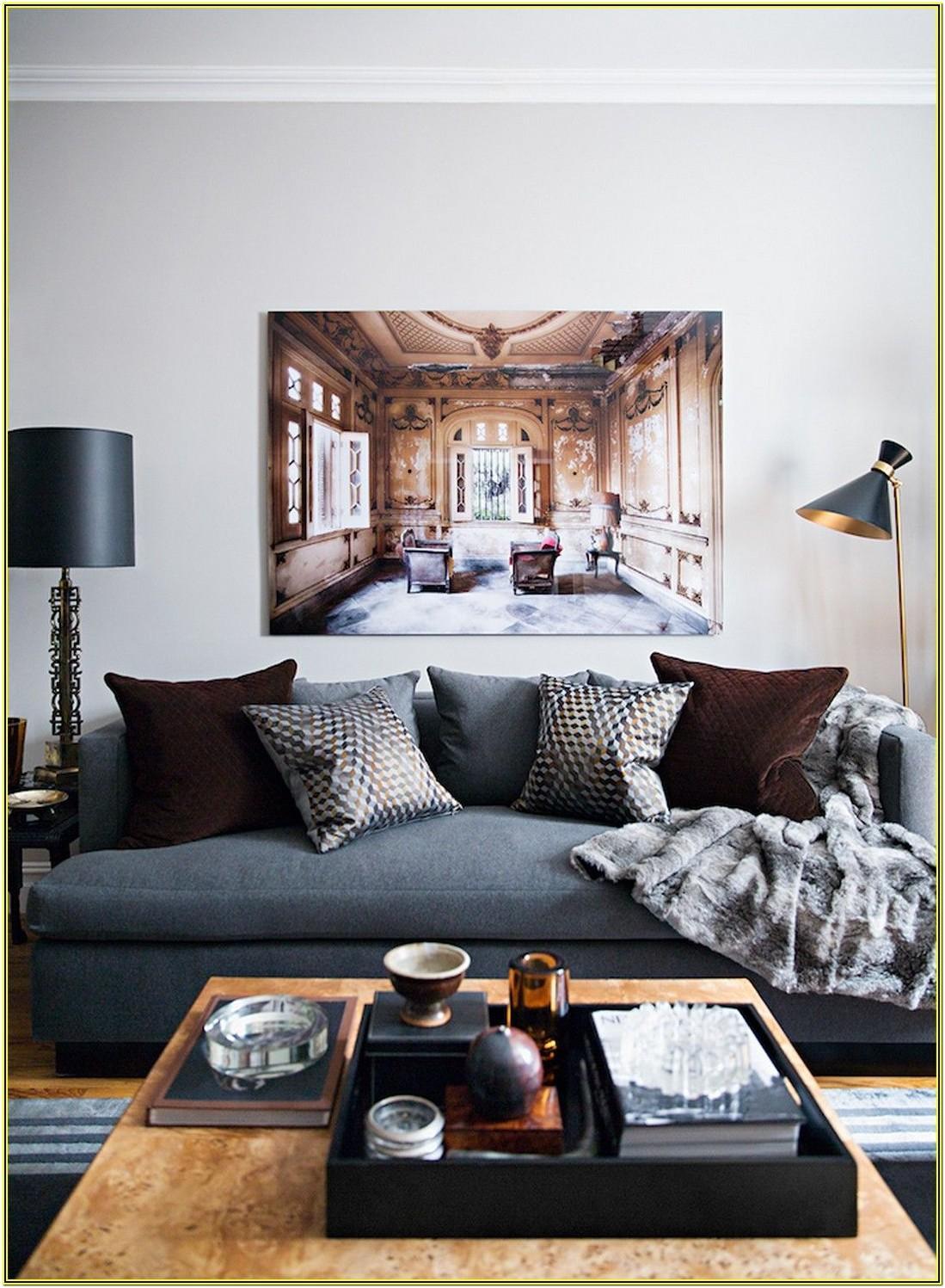 Male Apartment Living Room Ideas
