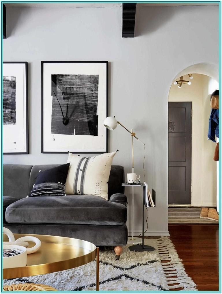 Masculine Carpet Living Room Ideas