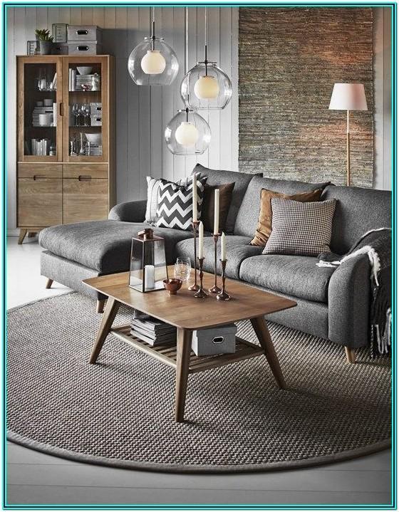 Masculine Living Room Furniture Ideas