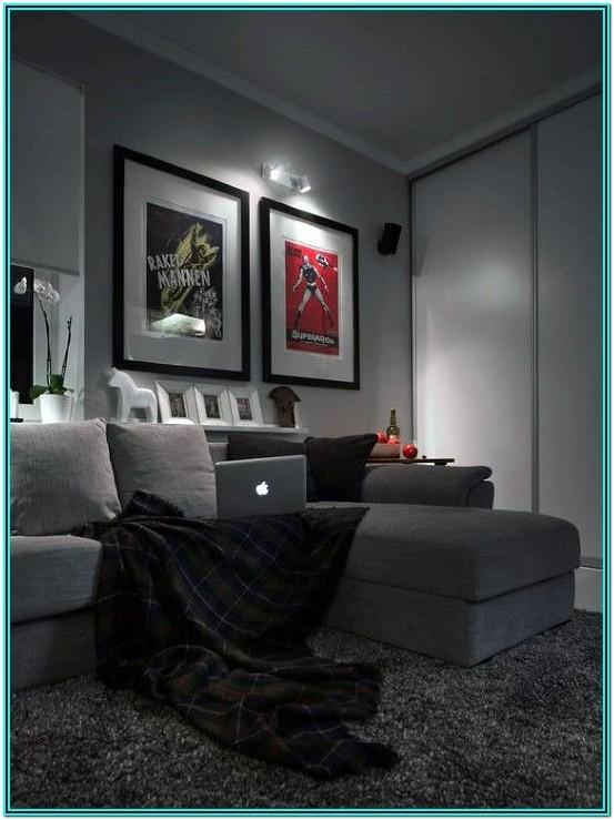 Masculine Living Room Ideas For Men