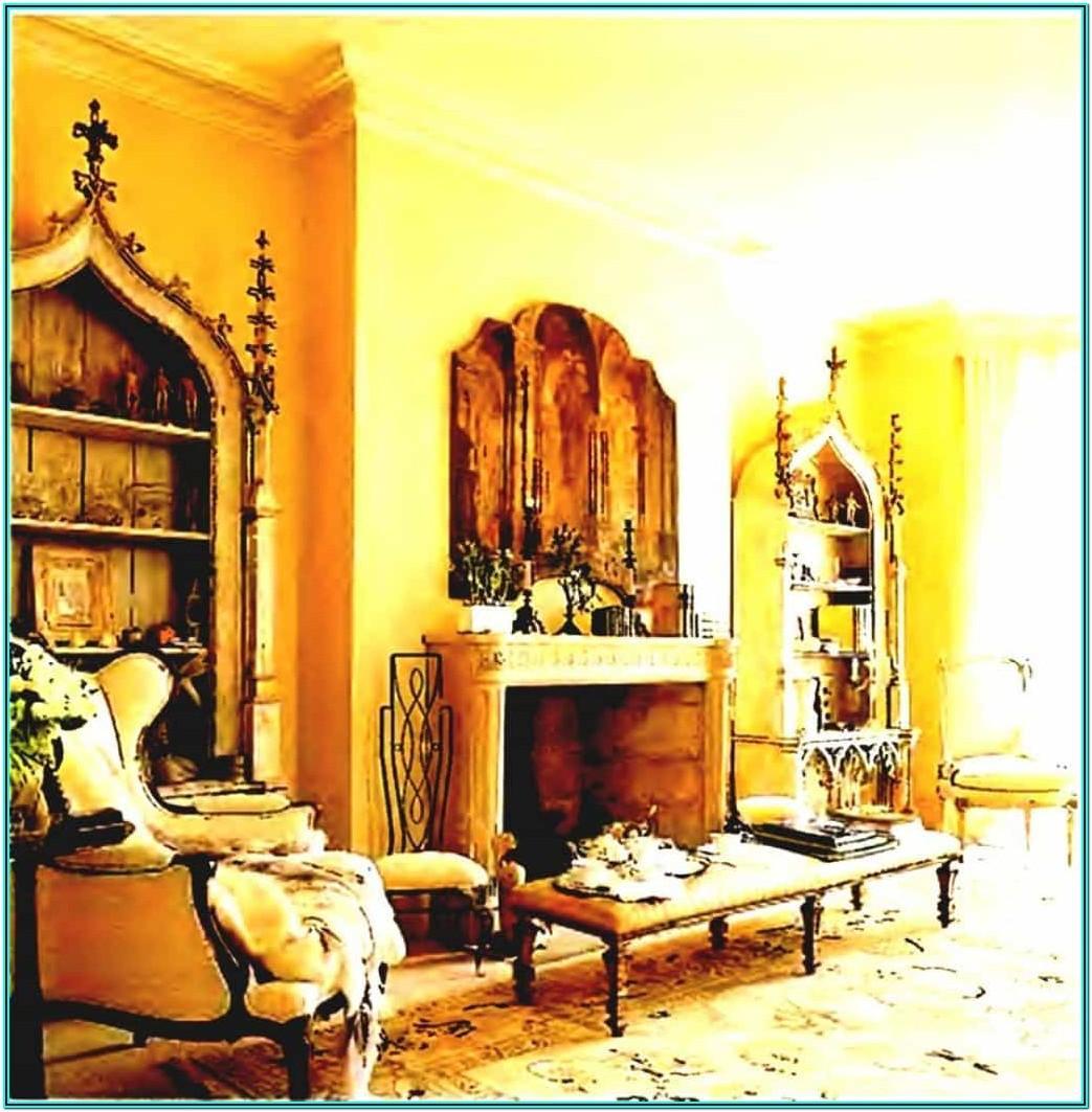 Medieval Living Room Ideas