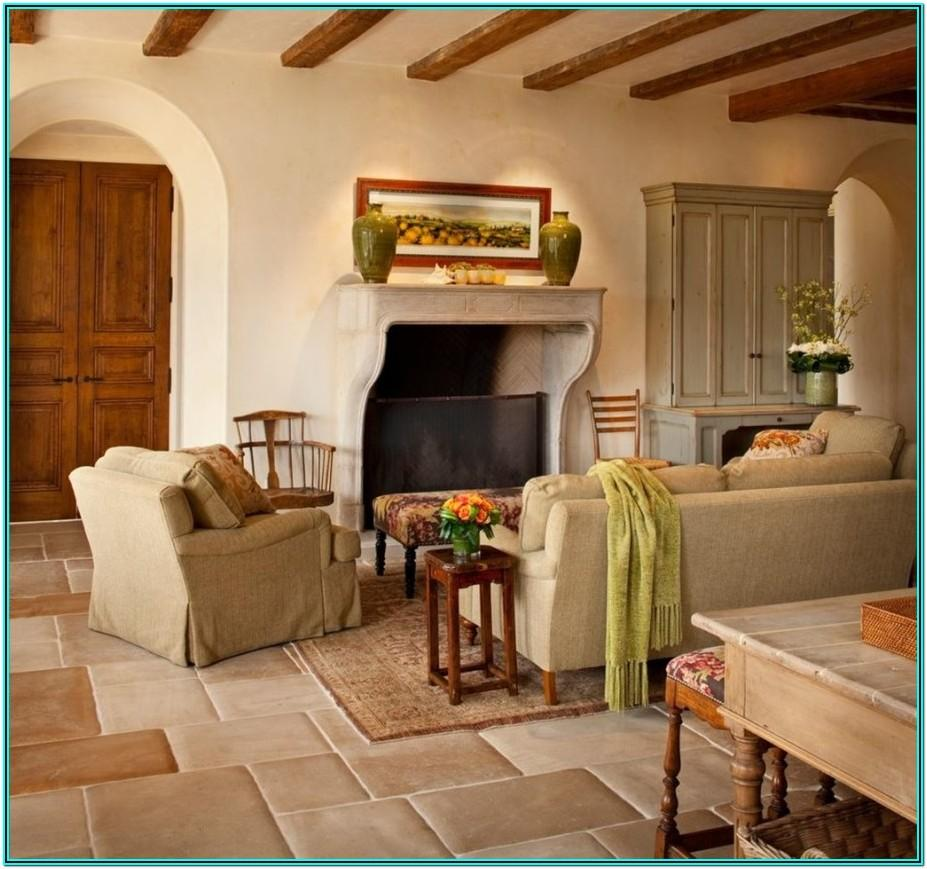 Mediterranean Style Living Room Ideas