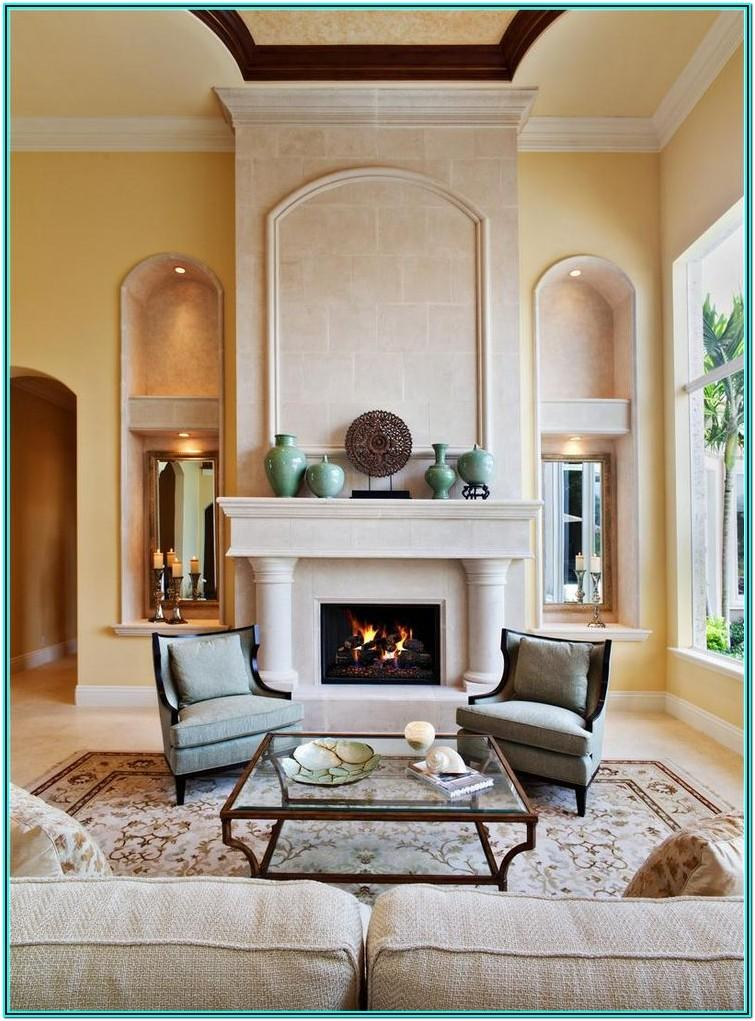 Mediterranean Style Mediterranean Living Room Ideas
