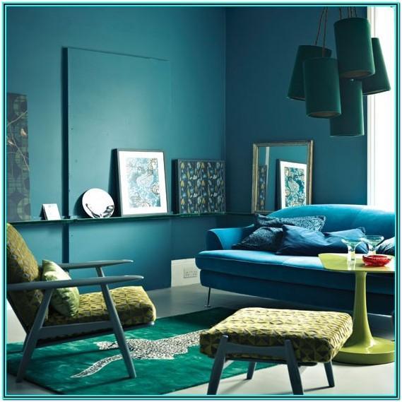 Midnight Blue Living Room Ideas