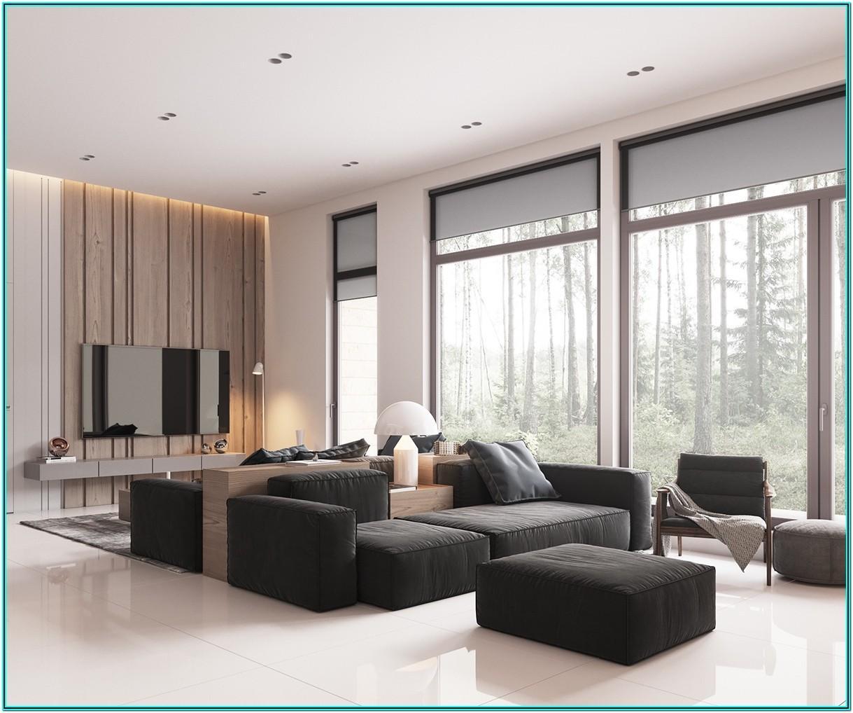 Minimalist Interior Design Ideas For Small Living Room