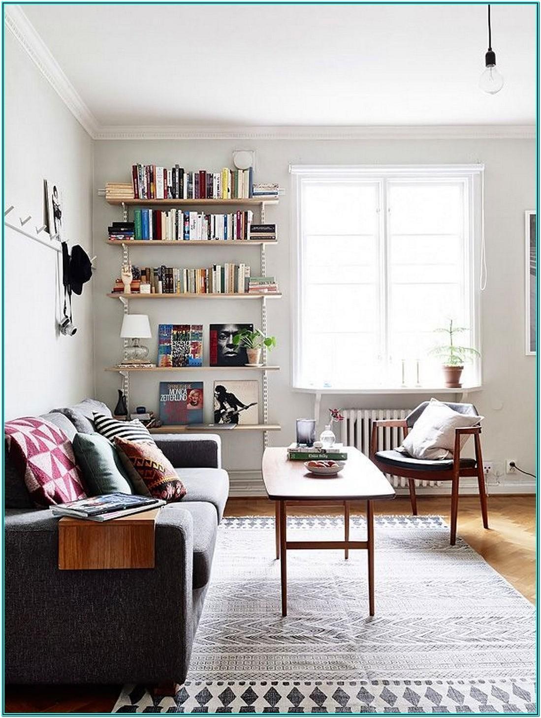 Minimalist Small Living Room Design Ideas