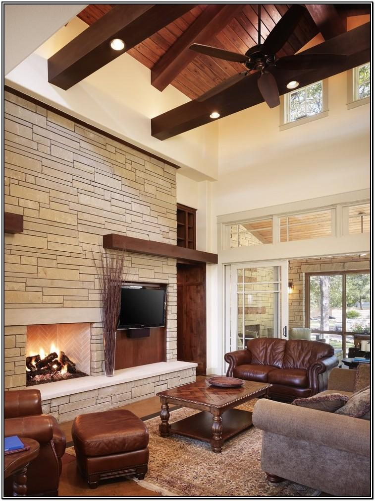 Mission Style Living Room Wall Ideas