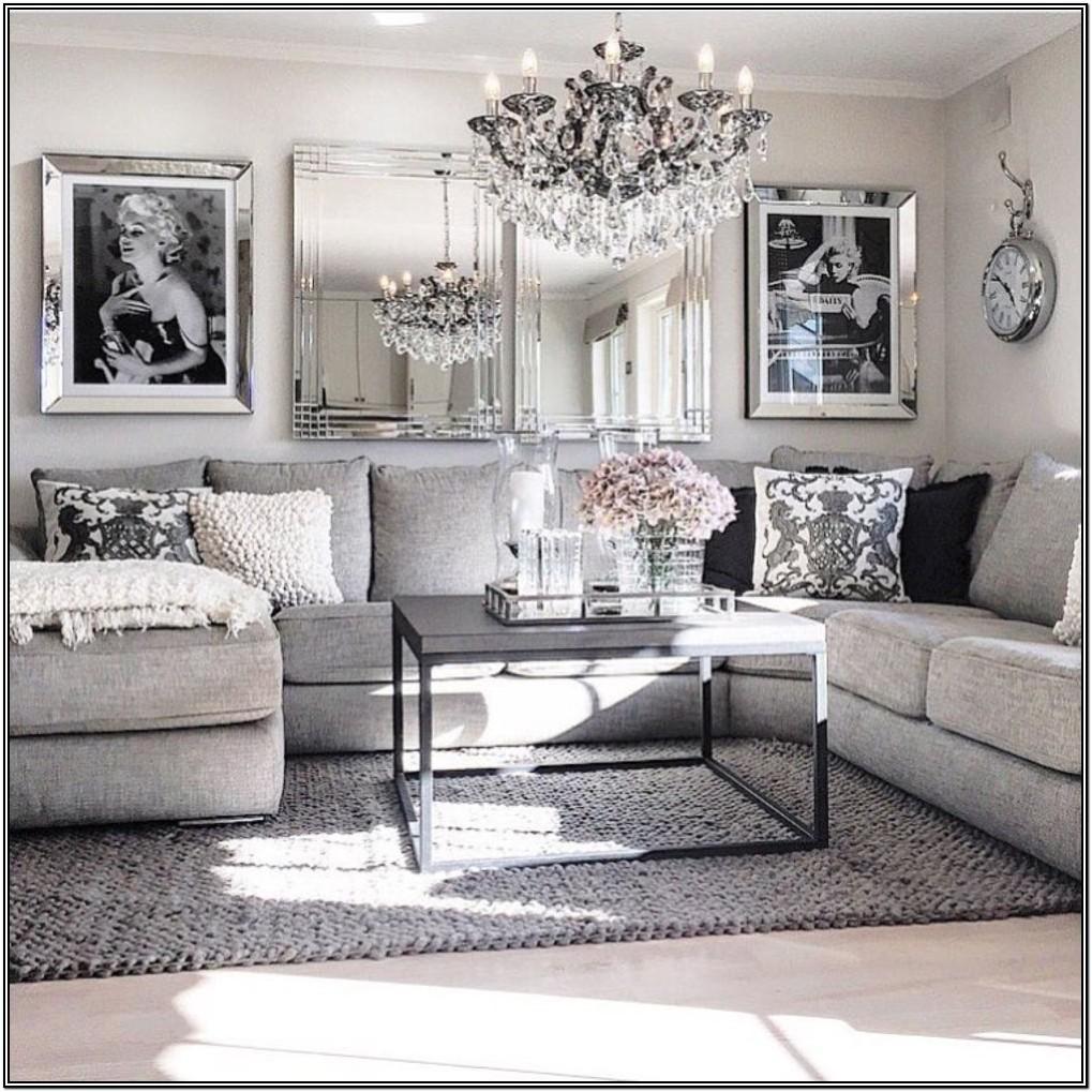 Modern Black Sofa Living Room Ideas