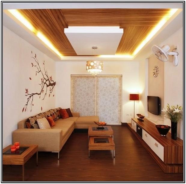 Modern Ceiling Design Ideas For Small Living Room