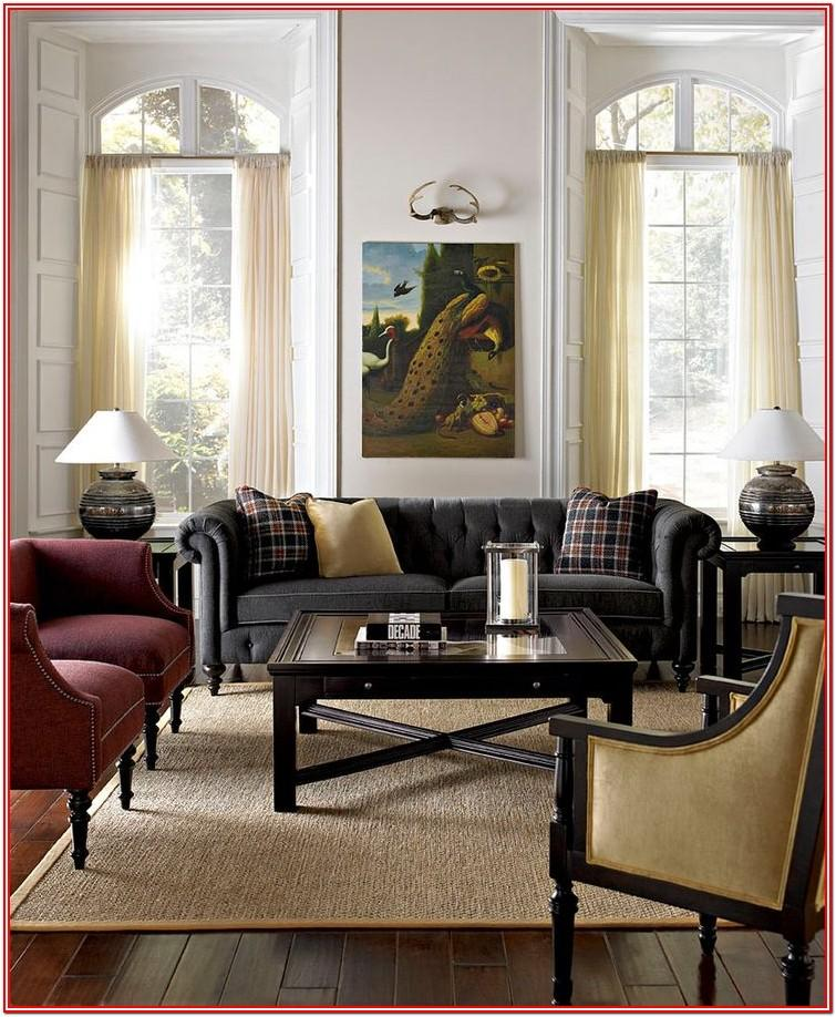 Modern Chesterfield Sofa Living Room Ideas