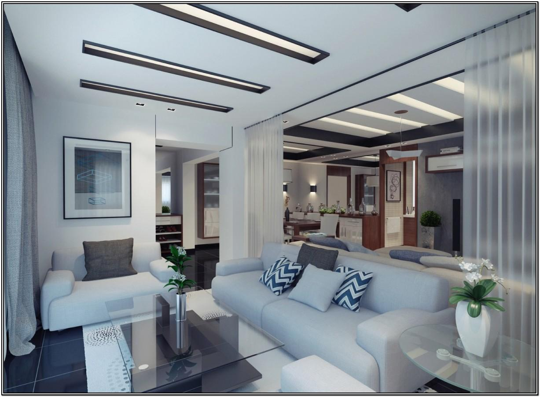Modern Contemporary Apartment Living Room Ideas
