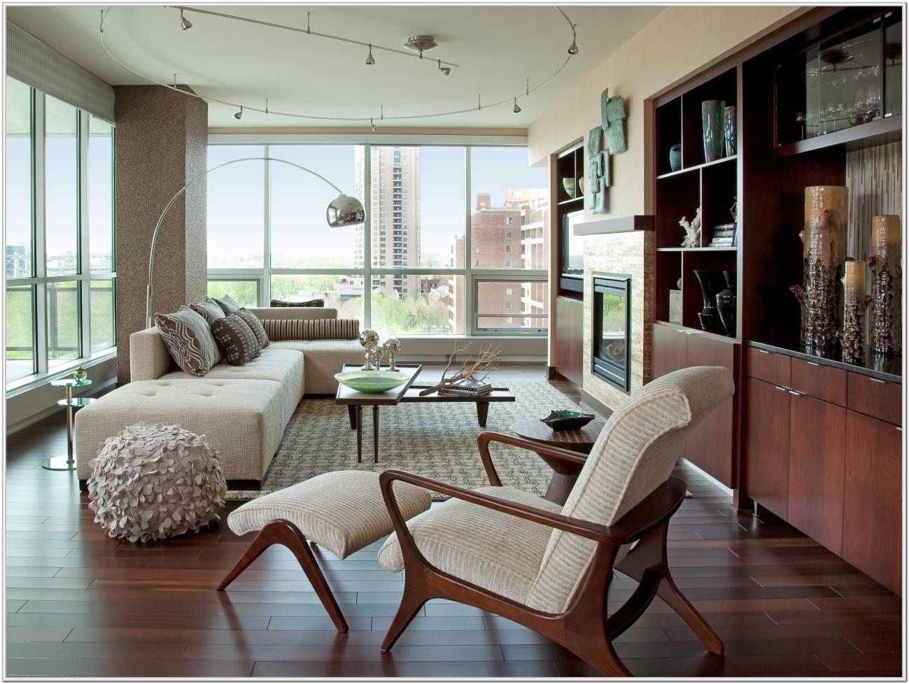 Modern Contemporary Living Room Lighting Ideas