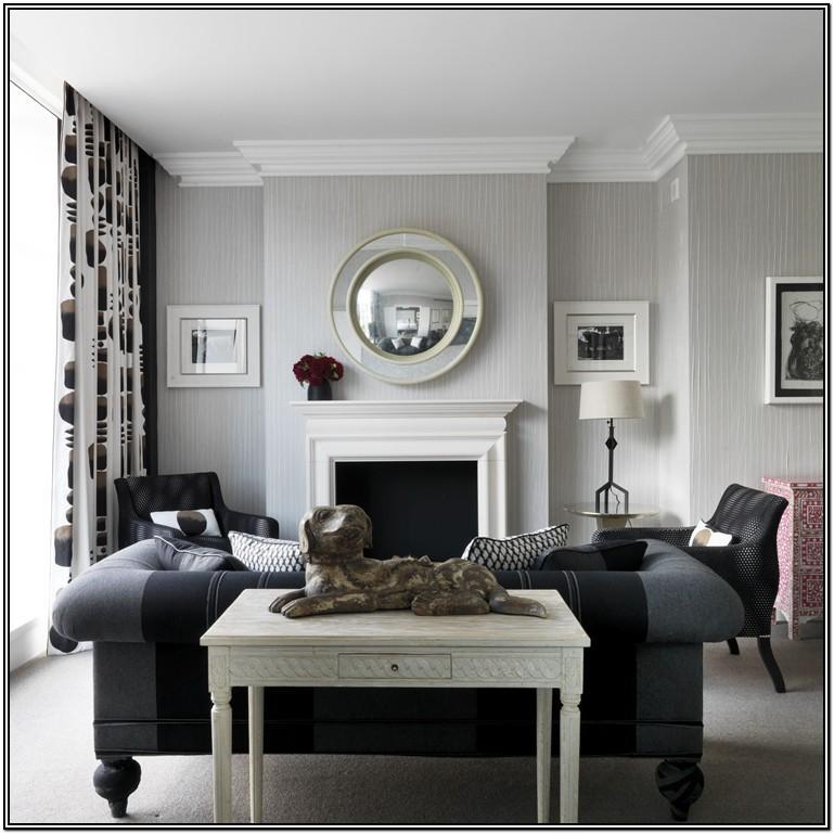 Modern Elegant Living Room Ideas Grey
