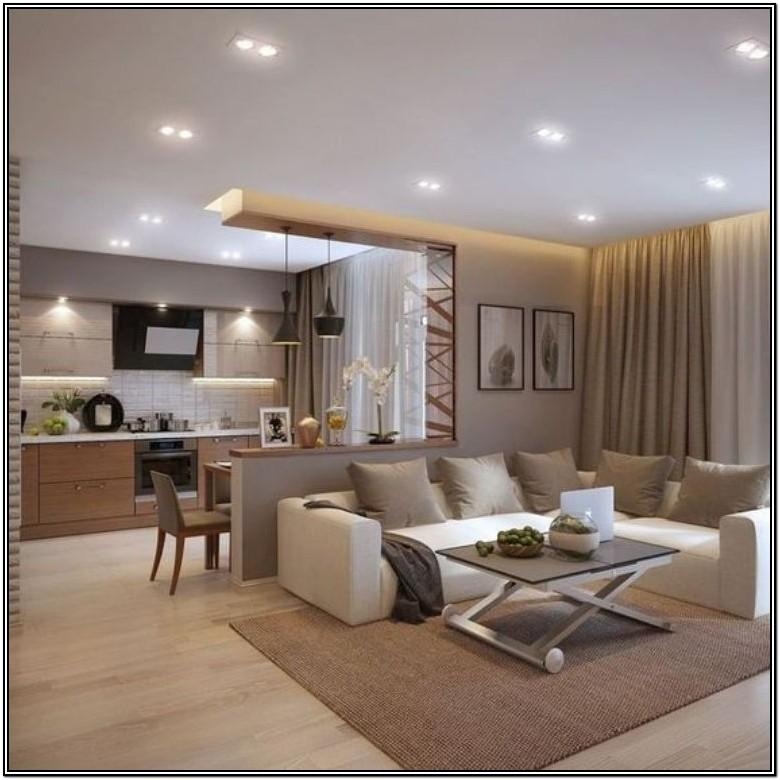 Modern Elegant Living Room Paint Ideas