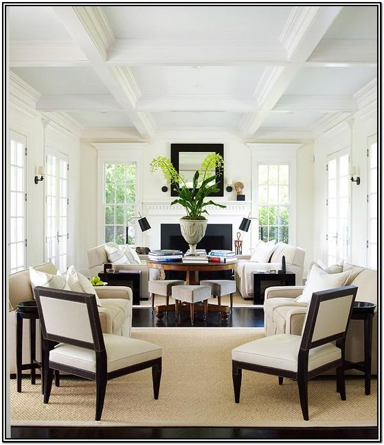 Modern Elegant Traditional Living Room Ideas