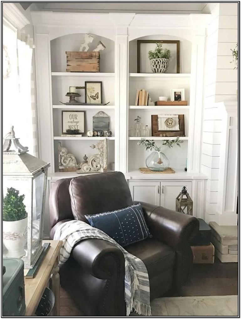 Modern Farmhouse Style Farmhouse Living Room Ideas On A Budget